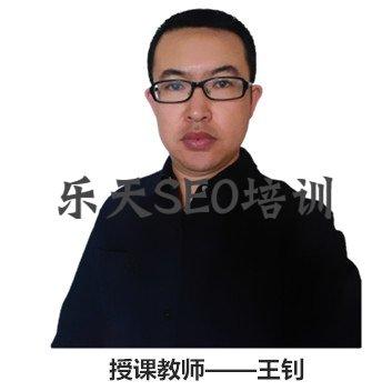 王钊SEO视频培训教程