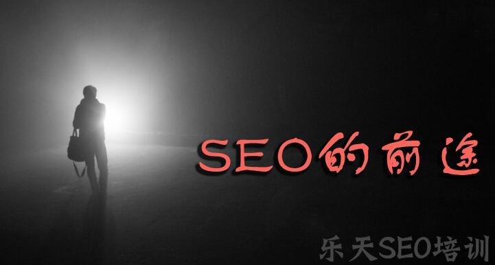 【搜索引擎排名优化】SEO是否还有前途?